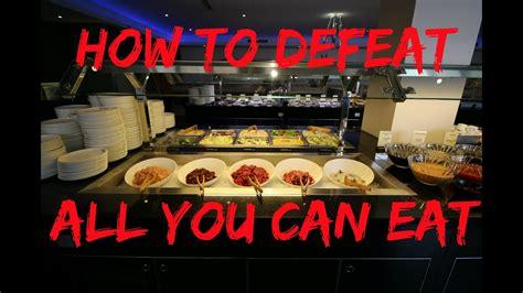 beat     eat buffet youtube