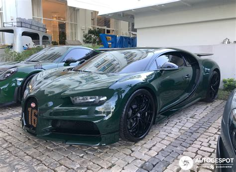 So bugatti absolutley had the tyres for a top speed run for the bugatti chiron from before the get go. Bugatti Chiron Sport - 15 August 2019 - Autogespot