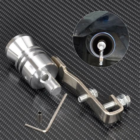 Exhaust Sound by For Car Turbo Sound Whistle Muffler Exhaust Pipe Auto