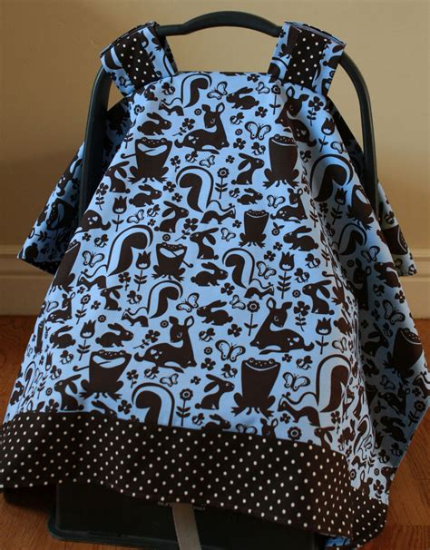 Car Seat Canopy Pattern