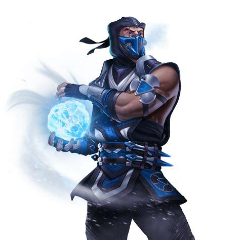 Mkwarehouse Mortal Kombat Mobile Sub Zero