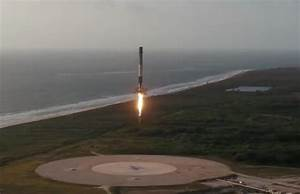 SpaceX launches US spy satellite, nails Falcon 9 landing again