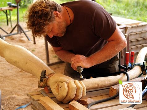 selber machen holz skulpturen aus holz mario mannhauptmario mannhaupt