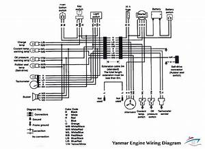 Yanmar 2200 Wiring Diagram