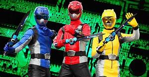 POWER RANGERS BEAST MORPHERS Officially Announced As The ...