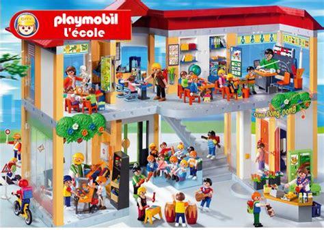 jeux cuisin playmobil ecole 4324 achat vente univers miniature