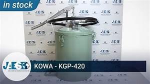 Kowa - Kgp 420  In Stock  - Manual Pump