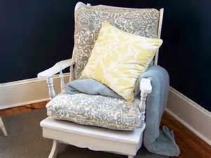 rocking chair cushion sets for nursery decor ideasdecor