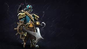 DoTA 2 Kunkka Set 7p Wallpaper HD