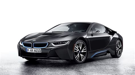 BMW Car : 2016 Bmw I8 Mirrorless Concept