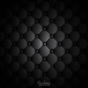 Black leather background illustration Peecheey