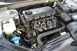 Santa Fe 2004 Engine Diagram Hyundai Santa Fe Engine