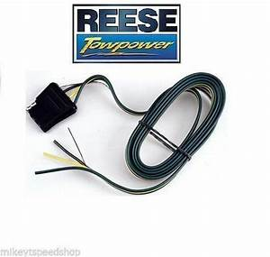 Reese Trailer Hitch Wiring Harness