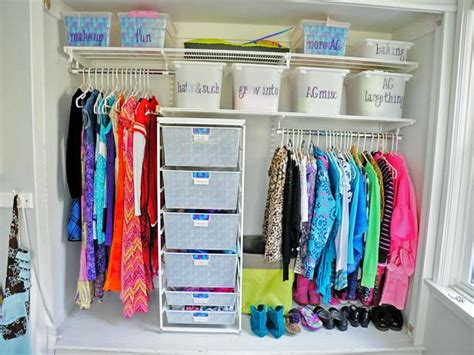 How To Organize A Clothes Closet by 10 Ways To Organize Your Kid S Closet Hgtv