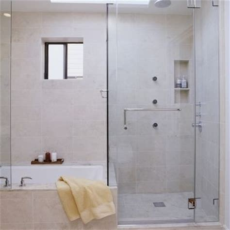 Bathroom Tubshower Connected Design, Pictures, Remodel