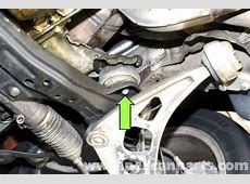 BMW E46 Engine Mount Replacement BMW 325i 20012005