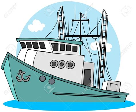 Fishing Boat Cartoon by Cartoon Fishing Boat Www Pixshark Images Galleries