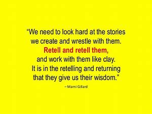 WISDOM AT WORK: Quotes About the Power of Story