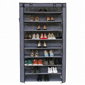 acheter meuble chaussurearmoire a chaussureetagere With meuble chaussure grande contenance