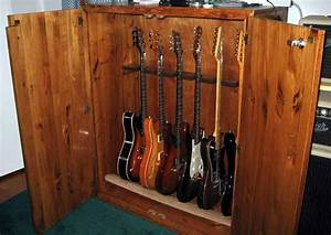 Tyual: Guitar cabinet plans