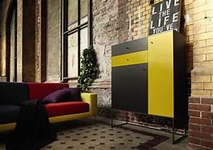 Now by hulsta table chaise meuble tv bahut element for Salle À manger contemporaineavec lit meuble