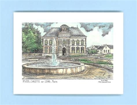 mairie chalette sur loing cartes postales de chalette sur loing 45 loiret yves ducourtioux editeur souvenirs ville