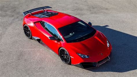 novitec announces lamborghini huracan twin supercharger