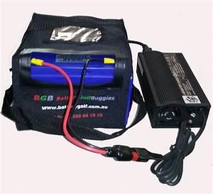 Batterie Golf 4 : lithium bgb lifepo4 12 8v 30ah golf battery 5a automatic ~ Carolinahurricanesstore.com Idées de Décoration