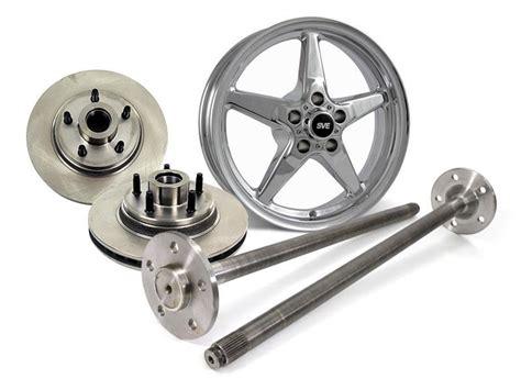 fox body  lug conversion wheel options lmrcom