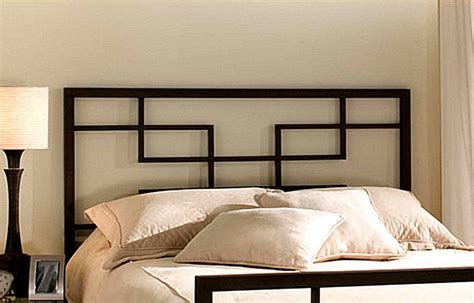 Double Bed Headboard Contemporary Polyester Pine Born C3