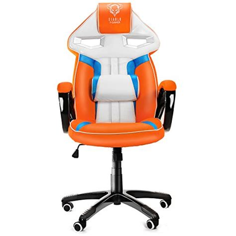 chaise de bureau gaming diablo x gamer siège gaming racing chaise de bureau avec