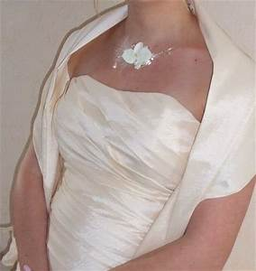robe de mariee courte bustier avec etole et chaussures et With boutique robe de mariée avec collier