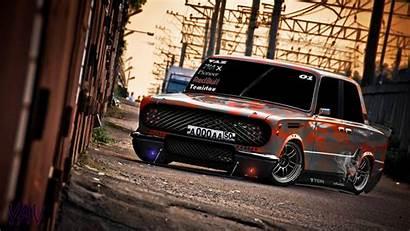 Wallpapers Lada Tuning Vaz Amazing Cars Desktop