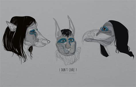 Anna Bougon - illustrations   Animalité, Illustration, Anna