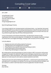 Download Format Resume Consulting Cover Letter Professional Example Resume Genius