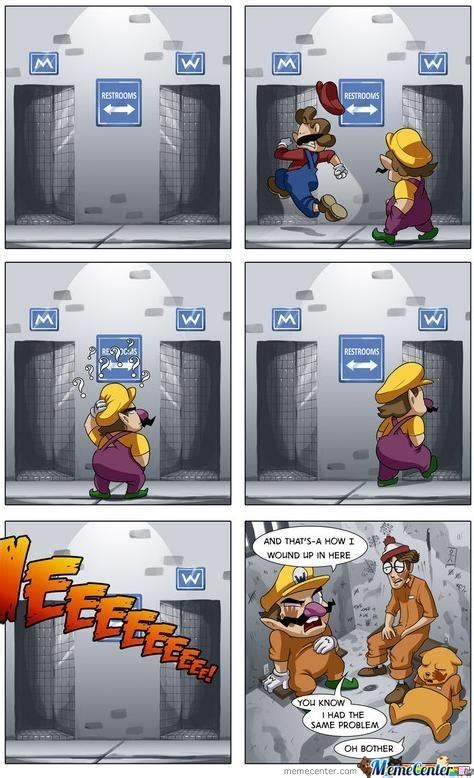 Wario Memes - confused and dumb wario by reuel meme center