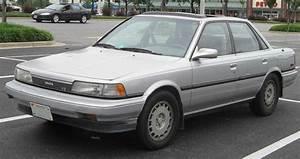 Toyota Camry 1987-1991 Service Repair Manual