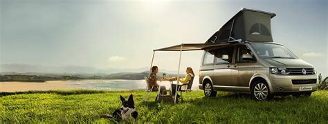 Volkswagen California Camper Van Version 2016