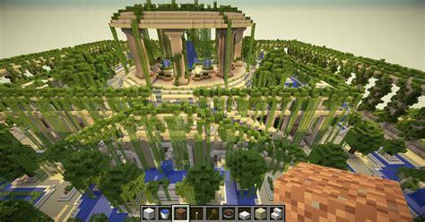 minecraft les jardins suspendus de babylone youtube