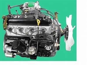 Toyota 3y Engine