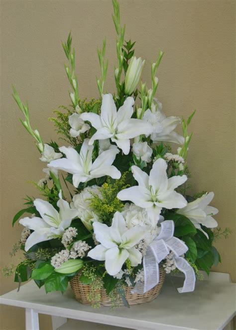 25 Best Ideas About Funeral Flower Arrangements On