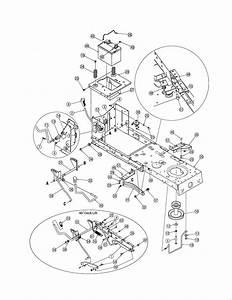 Mtd Model 13ac762f755 Lawn  Tractor Genuine Parts