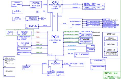 Diagram 15 Hp Laptop by Hp Envy Touchsmart 15 Schematic Boardview 15sbgv2d