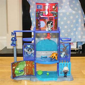 Introducing The New PJ Masks Super Moon Adventure Toys ...