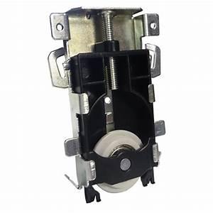 roulette pour porte de placard coulissante roulette With roulette de porte coulissante de placard