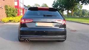 Audi A3 8v 2 0 Tdi   Active Sound System  Sound Aktuator