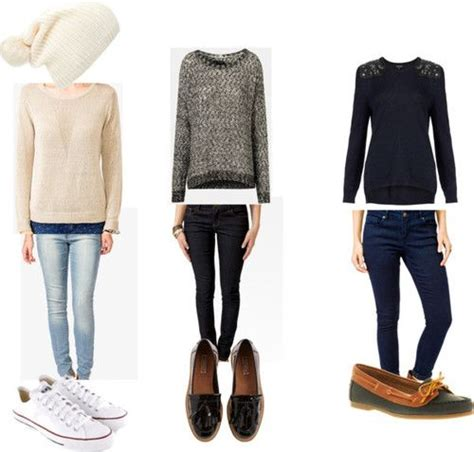 Outfits for School Winter | outfits | Pinterest | Outfits for winter Cute winter outfits and ...
