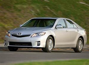Toyota Should Issue A Recall On The Camry Hybrid
