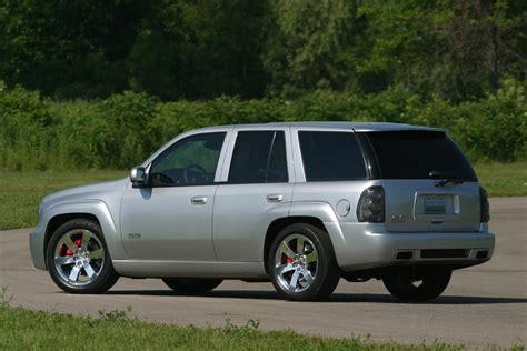2004 Chevrolet Trailblazer Conceptcarzcom