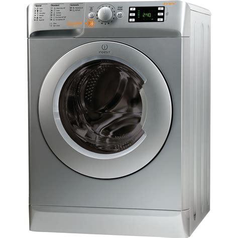 Indesit Innex Xwde 861480x S Washer Dryer In Silver Xwde